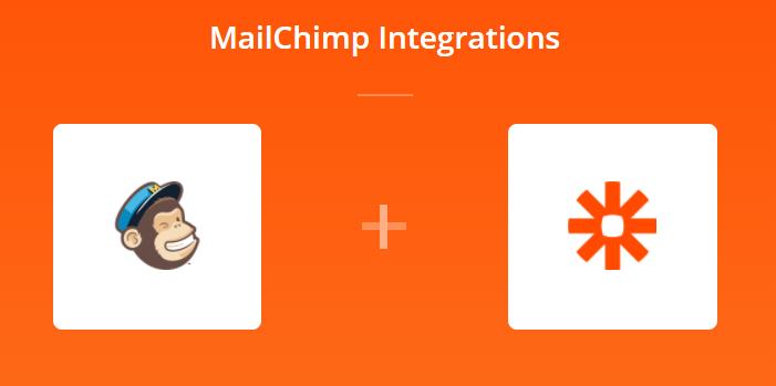 Zapier mysql mailchimp integration
